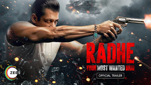 Salman Khan starrer 'Radhe: Your Most Wanted Bhai' fails to earn Rs 3 lakhs in 6 weeks at Box Office: