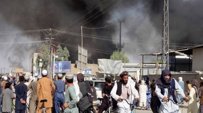 Taliban's increases its offensives