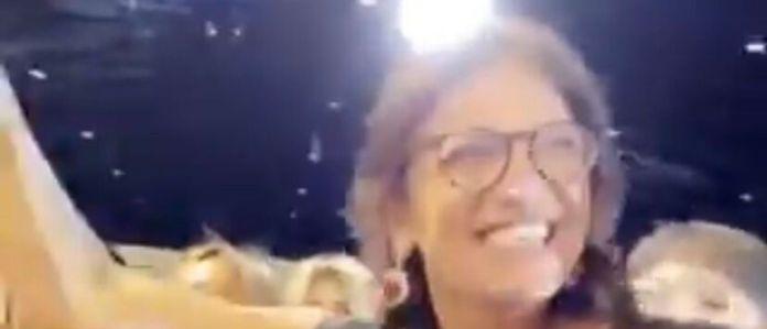 Democratic Congresswoman Rashida Tlaib spotted at wedding dancing without mask after criticising Senator for opposing mandates