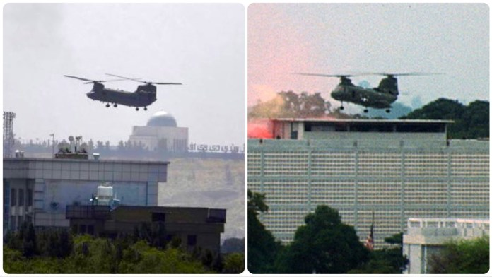 The fall of Saigon and the uncanny resemblance with the fall of Kabul