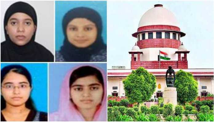 Father of ISIS terrorist Sonia Sebastian alias Ayisha approaches SC to ask govt of India to bring back his daughter