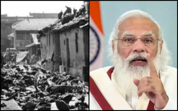 After decades, PM Modi finally institutionalises the conversation around partition horrors, that too, on Pakistan Independence Day