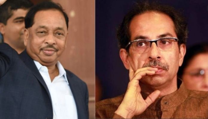 Maha: FIR against BJP leader for threatening to 'slap' Uddhav Thackeray