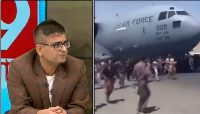 Tamal Bhattacharya applauds Taliban for being trustworthy, gets support from Islamists