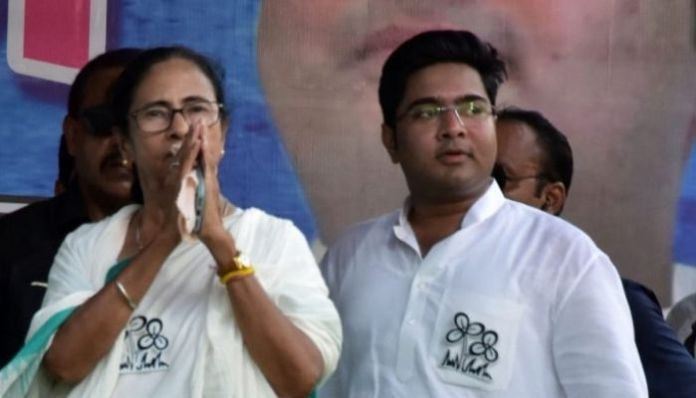 Mamata Banerjee equates Khela Hobe with Vande Mataram, her nephew warns Amit Shah