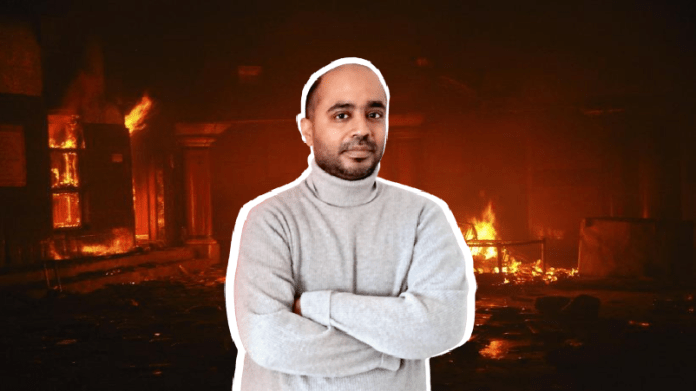 Abhijit Iyer Mitra says Hinduism is on path of extinction