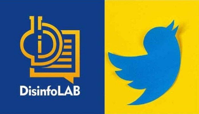 Twitter removes verified badge of think tank Disinfo Lab after it published report exposing ISI links to Kashmiri activism in the West