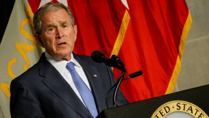 'We will not leave until the mission is complete': Watch what former US Pres George Bush had said after defeating Taliban in 2001
