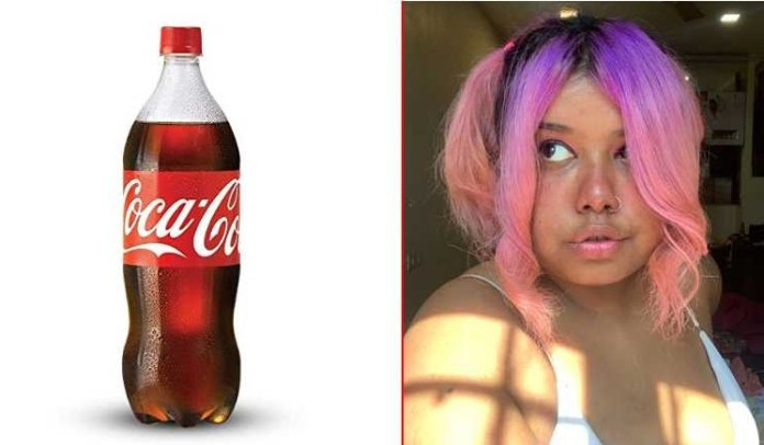 Feminist girl from Delhi really filed a complaint against Coca Cola over its 'penis-shaped' bottles? Priyanka Paul denies