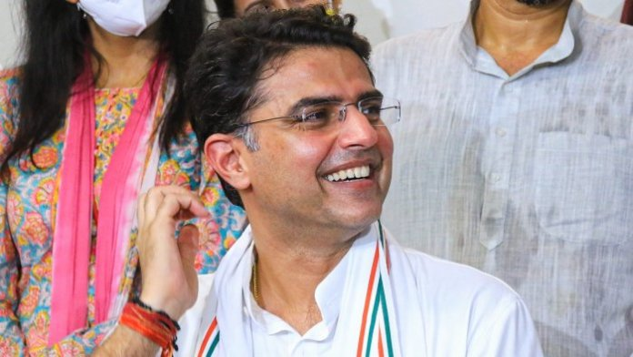 Rumours of Sachin Pilot joining the BJP once again gathers momentum