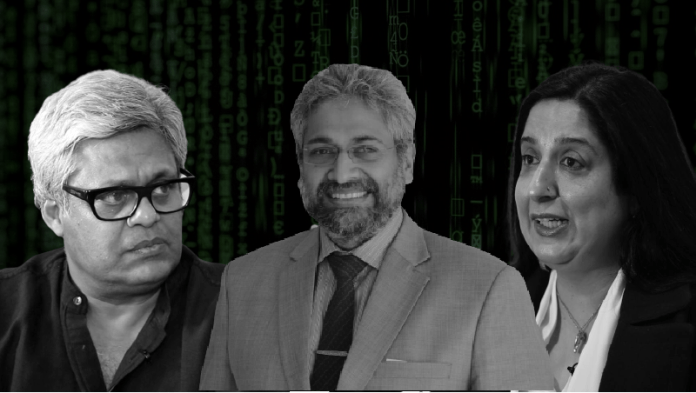 Siddharth Varadarajan of The Wire, MK Venu, Swati Chaturvedi join hands with 'independent media' Reporters Without Borders (RSF) funded by western govts against Pegasus, NSO Group