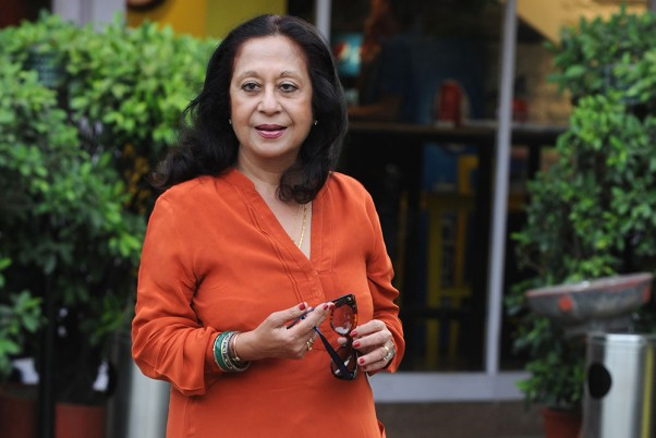 Tavleen Singh has been grumbling about size of vaccine certificates issued by the GoI