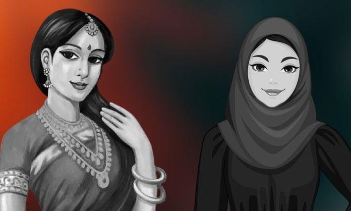 There is a potential rapist around the corner, pretending to dismantle Hindutva