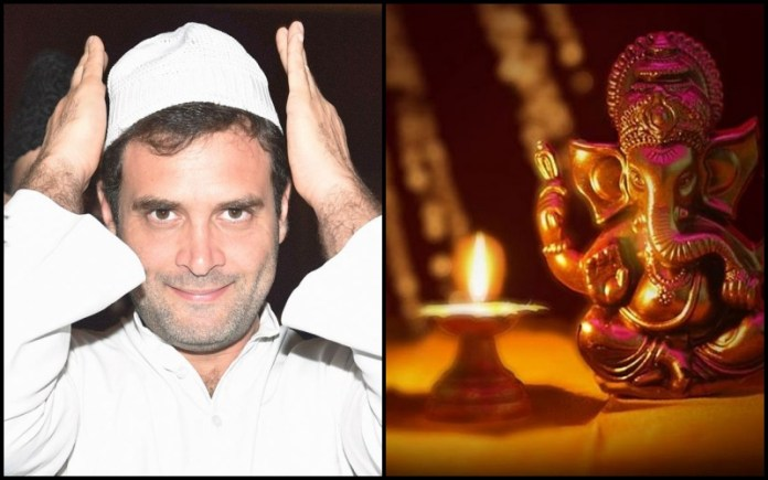 'Does he have a problem with Hindu Goddess