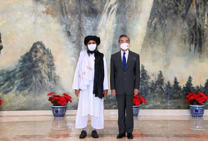 Taliban wants to join CPEC