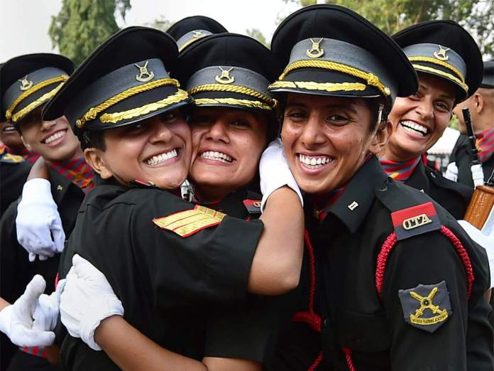 Women to be inducted in NDA, govt says decision has been taken