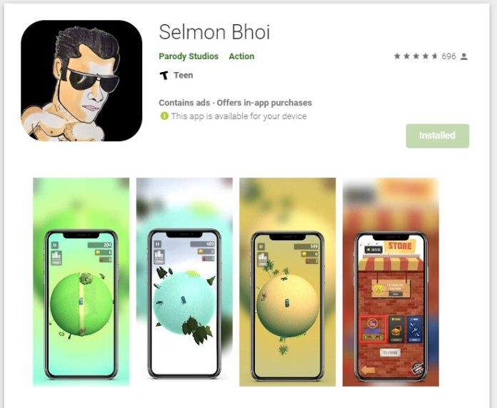 Selmon Bhoi allegedly based on a Hit and Run case involving Salman Khan