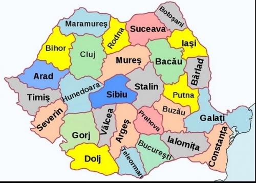 Vezi Aici Cum A Fost Impartita Romania Moderna Si Cand Opinia