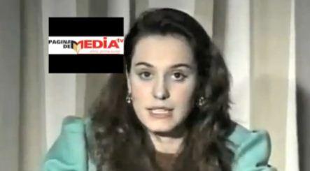 Imagini din arhiva! Cum arata Andreea Esca in urma cu 20 de ani, cand