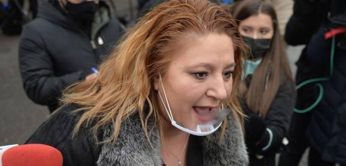 Diana Sosoaca, cea mai controversata senatoare, a fost exclusa din