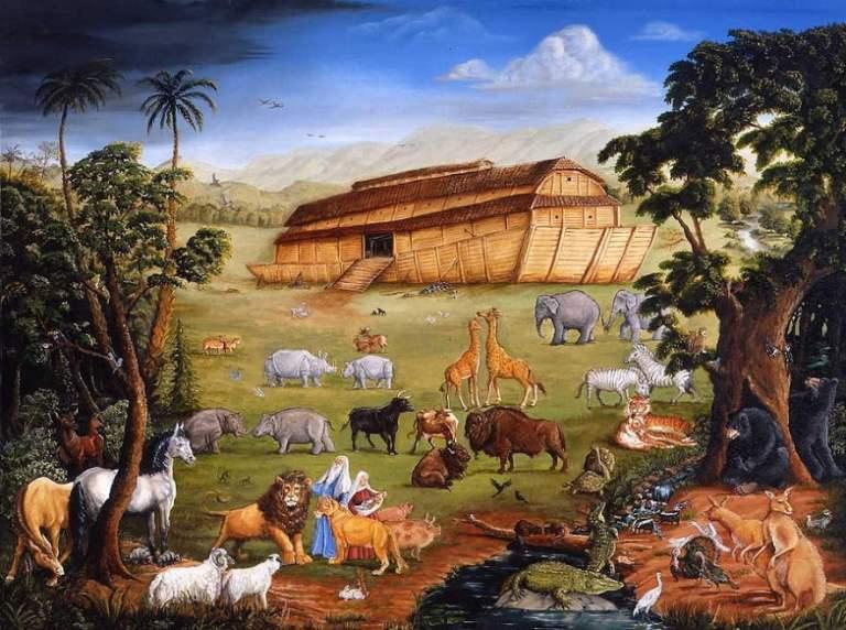 Penemuan Kapal Nabi Nuh