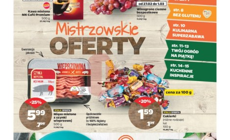 Netto gazetka 27.02.2017