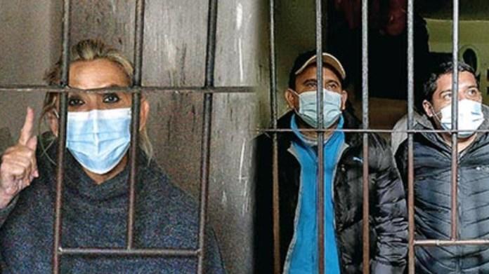 Conozca los argumentos de la Fiscalía para solicitar la detención  preventiva de Áñez y exministros - El País - Opinión Bolivia