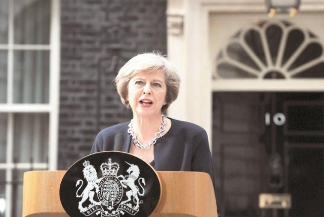 Theresa May, elezioni anticipate