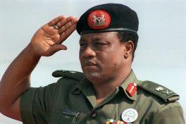 General Ibrahim Badamasi Babangida