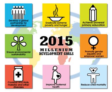 MDG-goal