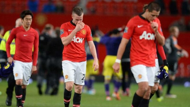 Three lions of england and the failure of manu