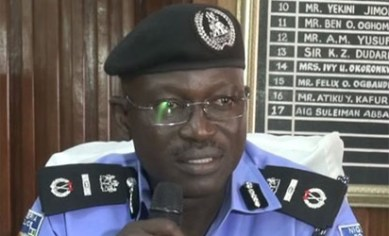 Have you seen the Police website lately? -By Garba Shehu