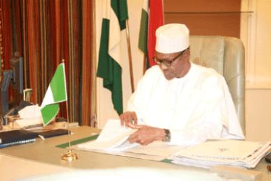President Muhammadu Buhari, Nigeria.