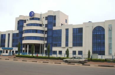 Nigeria Telecommunication (NITEL) Building, Abuja