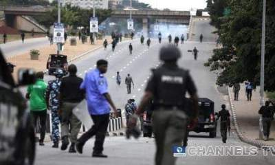 Nigeria police vs shiite