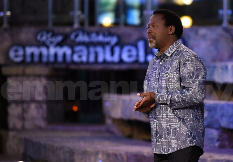 Why Does The Media Misrepresent TB Joshua? -By Gordon Anderson