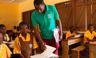 School students in Kaduna State public school