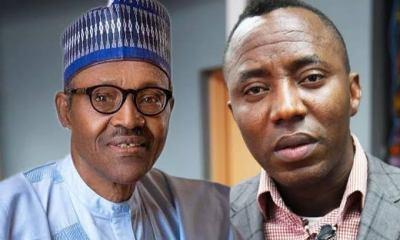 Buhari vs Sowore