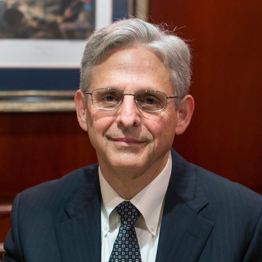 Nominate Judge Merrick Garland