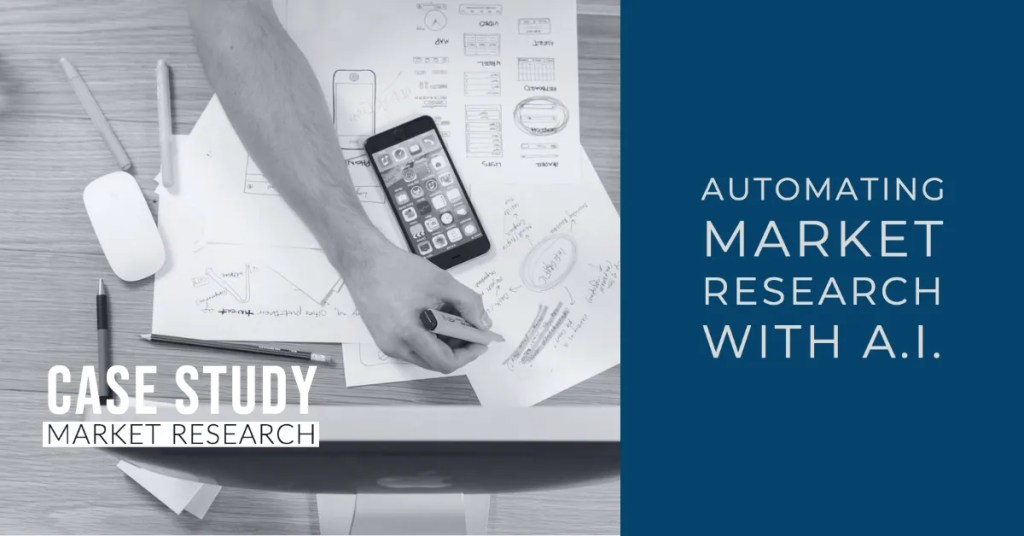 automating market research with ai