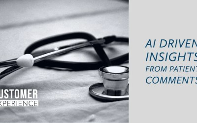 patient experience improvement with AI