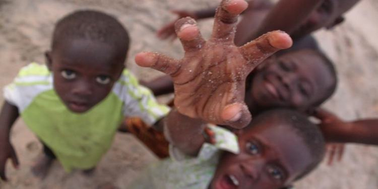 Reaching out in Ghana
