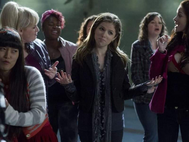 Pitch perfect screenshot