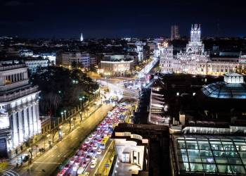 Madrid. Picture: Roberto Taddeo