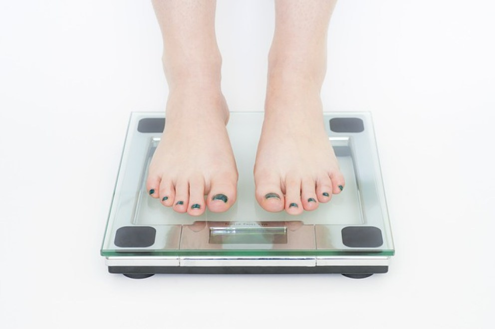 diet-weigh loss scale