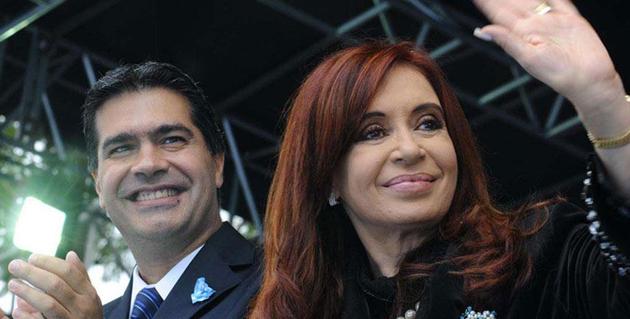 Jorge Capitanich nuevo Jefe de Gabinete de Cristina Kirchner - Foto: