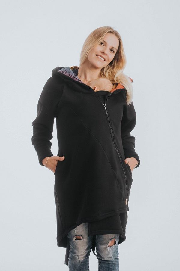 asymmetrical hoodie