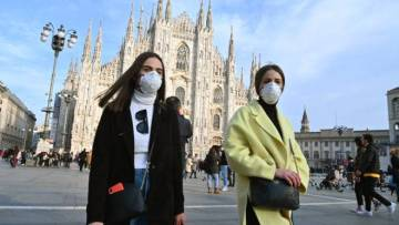 ITALY-CHINA-HEALTH-VIRUS