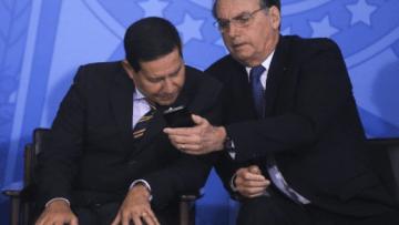 Barroso mara julgamento de acoes contra chapa borlsonaro mourao