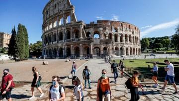 Spread of the coronavirus disease (COVID-19) in Rome
